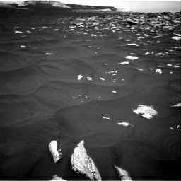 Nasa's Mars rover Curiosity acquired this image using its Right Navigation Camera on Sol 2991, at drive 2056, site number 84