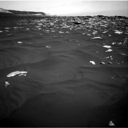 Nasa's Mars rover Curiosity acquired this image using its Right Navigation Camera on Sol 2991, at drive 2104, site number 84