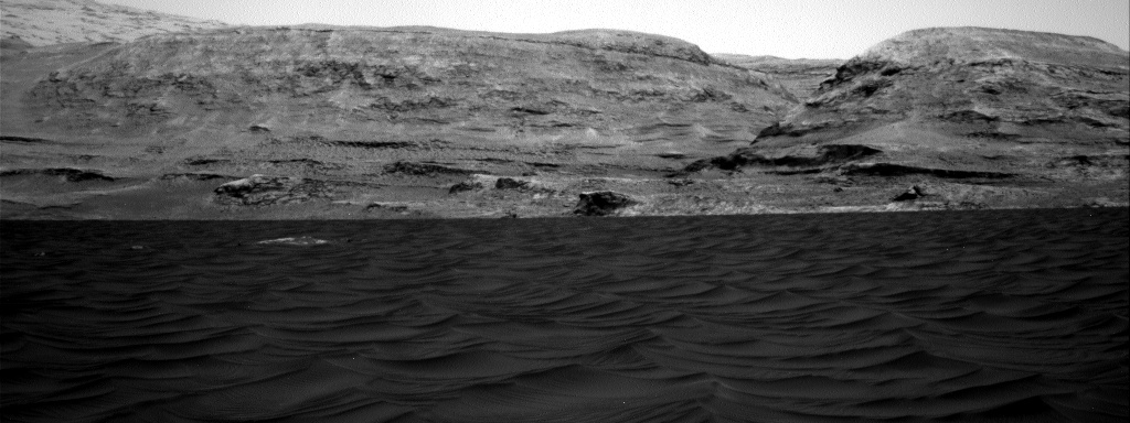 Nasa's Mars rover Curiosity acquired this image using its Right Navigation Camera on Sol 2993, at drive 2120, site number 84