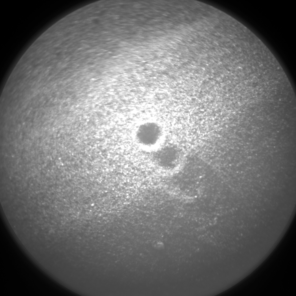 Nasa's Mars rover Curiosity acquired this image using its Chemistry & Camera (ChemCam) on Sol 2994, at drive 2120, site number 84