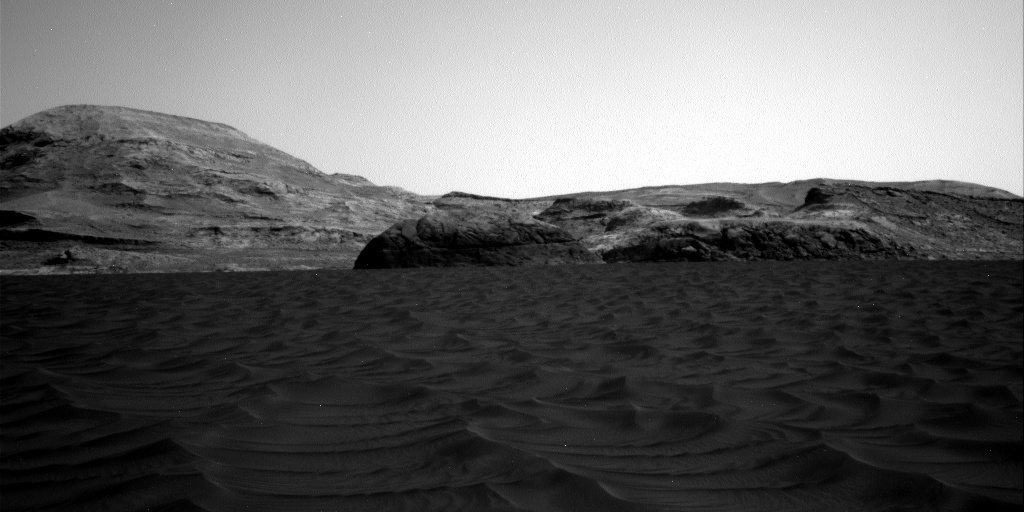 Nasa's Mars rover Curiosity acquired this image using its Right Navigation Camera on Sol 2994, at drive 2120, site number 84