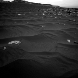 Nasa's Mars rover Curiosity acquired this image using its Left Navigation Camera on Sol 2995, at drive 2166, site number 84
