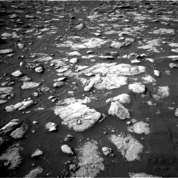 Nasa's Mars rover Curiosity acquired this image using its Left Navigation Camera on Sol 2995, at drive 2316, site number 84