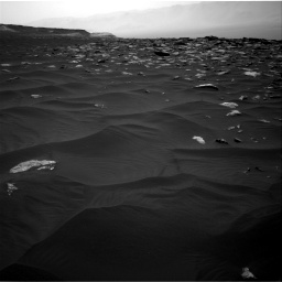 Nasa's Mars rover Curiosity acquired this image using its Right Navigation Camera on Sol 2995, at drive 2126, site number 84