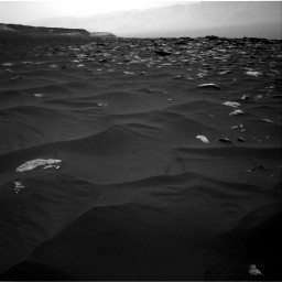 Nasa's Mars rover Curiosity acquired this image using its Right Navigation Camera on Sol 2995, at drive 2132, site number 84