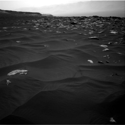 Nasa's Mars rover Curiosity acquired this image using its Right Navigation Camera on Sol 2995, at drive 2148, site number 84