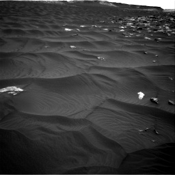 Nasa's Mars rover Curiosity acquired this image using its Right Navigation Camera on Sol 2995, at drive 2172, site number 84