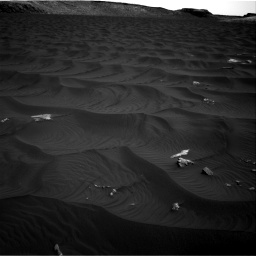 Nasa's Mars rover Curiosity acquired this image using its Right Navigation Camera on Sol 2995, at drive 2190, site number 84