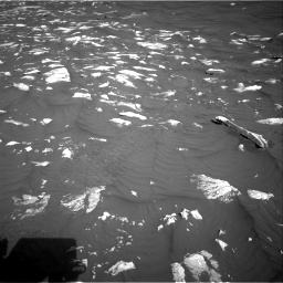 Nasa's Mars rover Curiosity acquired this image using its Right Navigation Camera on Sol 2995, at drive 2250, site number 84