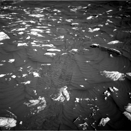 Nasa's Mars rover Curiosity acquired this image using its Right Navigation Camera on Sol 2995, at drive 2256, site number 84