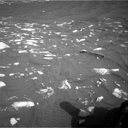 Nasa's Mars rover Curiosity acquired this image using its Right Navigation Camera on Sol 2995, at drive 2262, site number 84