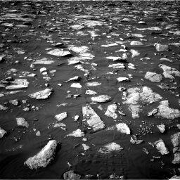 Nasa's Mars rover Curiosity acquired this image using its Right Navigation Camera on Sol 2995, at drive 2268, site number 84