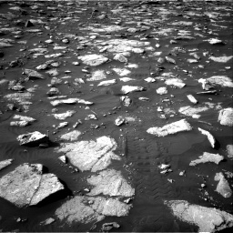 Nasa's Mars rover Curiosity acquired this image using its Right Navigation Camera on Sol 2995, at drive 2292, site number 84