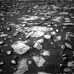Nasa's Mars rover Curiosity acquired this image using its Right Navigation Camera on Sol 2995, at drive 2316, site number 84