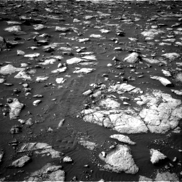 Nasa's Mars rover Curiosity acquired this image using its Right Navigation Camera on Sol 2995, at drive 2346, site number 84