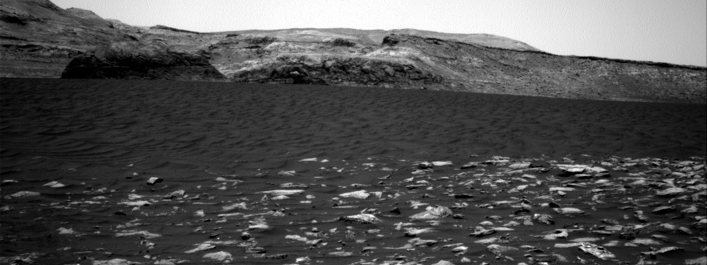 Nasa's Mars rover Curiosity acquired this image using its Right Navigation Camera on Sol 2996, at drive 2352, site number 84