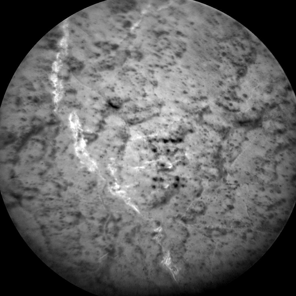 Nasa's Mars rover Curiosity acquired this image using its Chemistry & Camera (ChemCam) on Sol 2996, at drive 2352, site number 84
