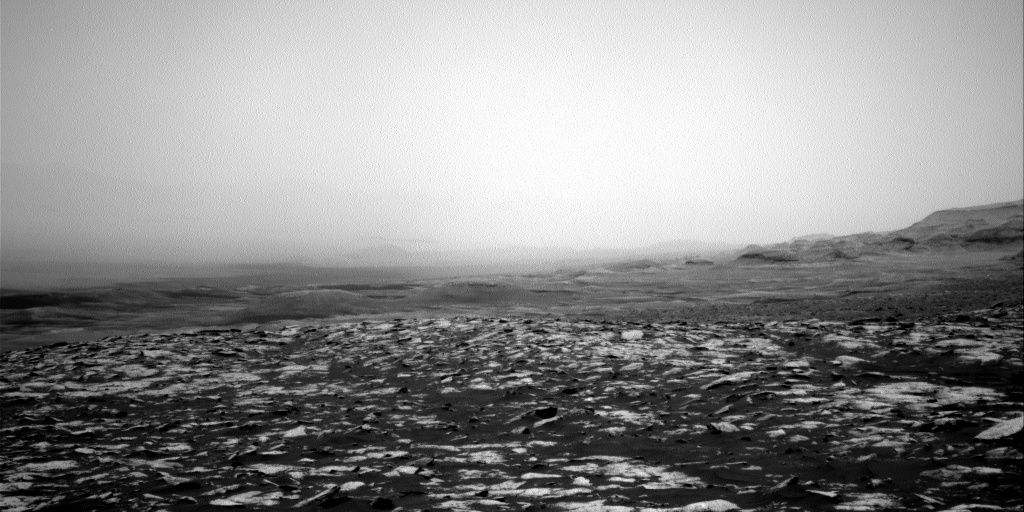 Nasa's Mars rover Curiosity acquired this image using its Right Navigation Camera on Sol 2997, at drive 2352, site number 84