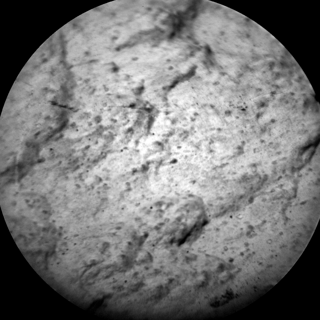 Nasa's Mars rover Curiosity acquired this image using its Chemistry & Camera (ChemCam) on Sol 2999, at drive 2352, site number 84