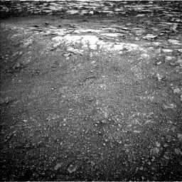 Nasa's Mars rover Curiosity acquired this image using its Left Navigation Camera on Sol 3000, at drive 2640, site number 84