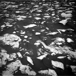 Nasa's Mars rover Curiosity acquired this image using its Right Navigation Camera on Sol 3000, at drive 2376, site number 84