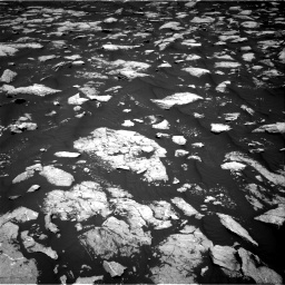 Nasa's Mars rover Curiosity acquired this image using its Right Navigation Camera on Sol 3000, at drive 2382, site number 84