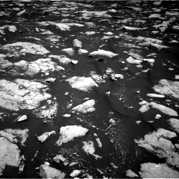 Nasa's Mars rover Curiosity acquired this image using its Right Navigation Camera on Sol 3000, at drive 2394, site number 84