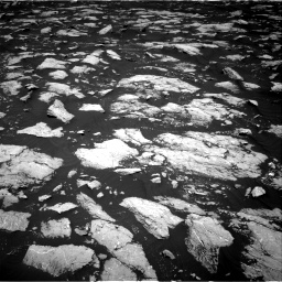 Nasa's Mars rover Curiosity acquired this image using its Right Navigation Camera on Sol 3000, at drive 2406, site number 84