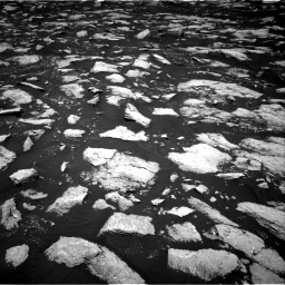 Nasa's Mars rover Curiosity acquired this image using its Right Navigation Camera on Sol 3000, at drive 2412, site number 84