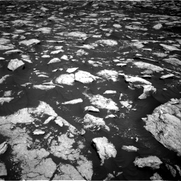 Nasa's Mars rover Curiosity acquired this image using its Right Navigation Camera on Sol 3000, at drive 2436, site number 84