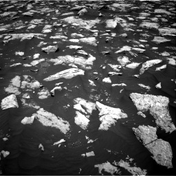 Nasa's Mars rover Curiosity acquired this image using its Right Navigation Camera on Sol 3000, at drive 2466, site number 84