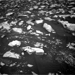 Nasa's Mars rover Curiosity acquired this image using its Right Navigation Camera on Sol 3000, at drive 2490, site number 84