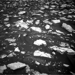 Nasa's Mars rover Curiosity acquired this image using its Right Navigation Camera on Sol 3000, at drive 2496, site number 84
