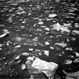 Nasa's Mars rover Curiosity acquired this image using its Right Navigation Camera on Sol 3000, at drive 2508, site number 84