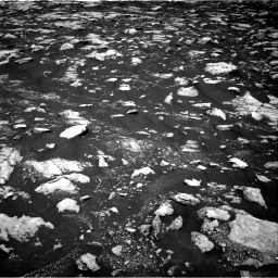 Nasa's Mars rover Curiosity acquired this image using its Right Navigation Camera on Sol 3000, at drive 2514, site number 84
