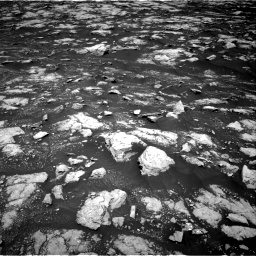 Nasa's Mars rover Curiosity acquired this image using its Right Navigation Camera on Sol 3000, at drive 2544, site number 84