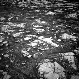 Nasa's Mars rover Curiosity acquired this image using its Right Navigation Camera on Sol 3000, at drive 2556, site number 84