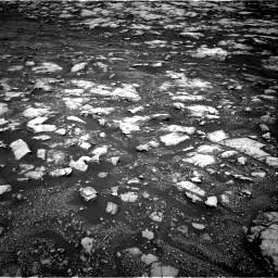 Nasa's Mars rover Curiosity acquired this image using its Right Navigation Camera on Sol 3000, at drive 2562, site number 84