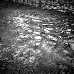 Nasa's Mars rover Curiosity acquired this image using its Right Navigation Camera on Sol 3000, at drive 2598, site number 84