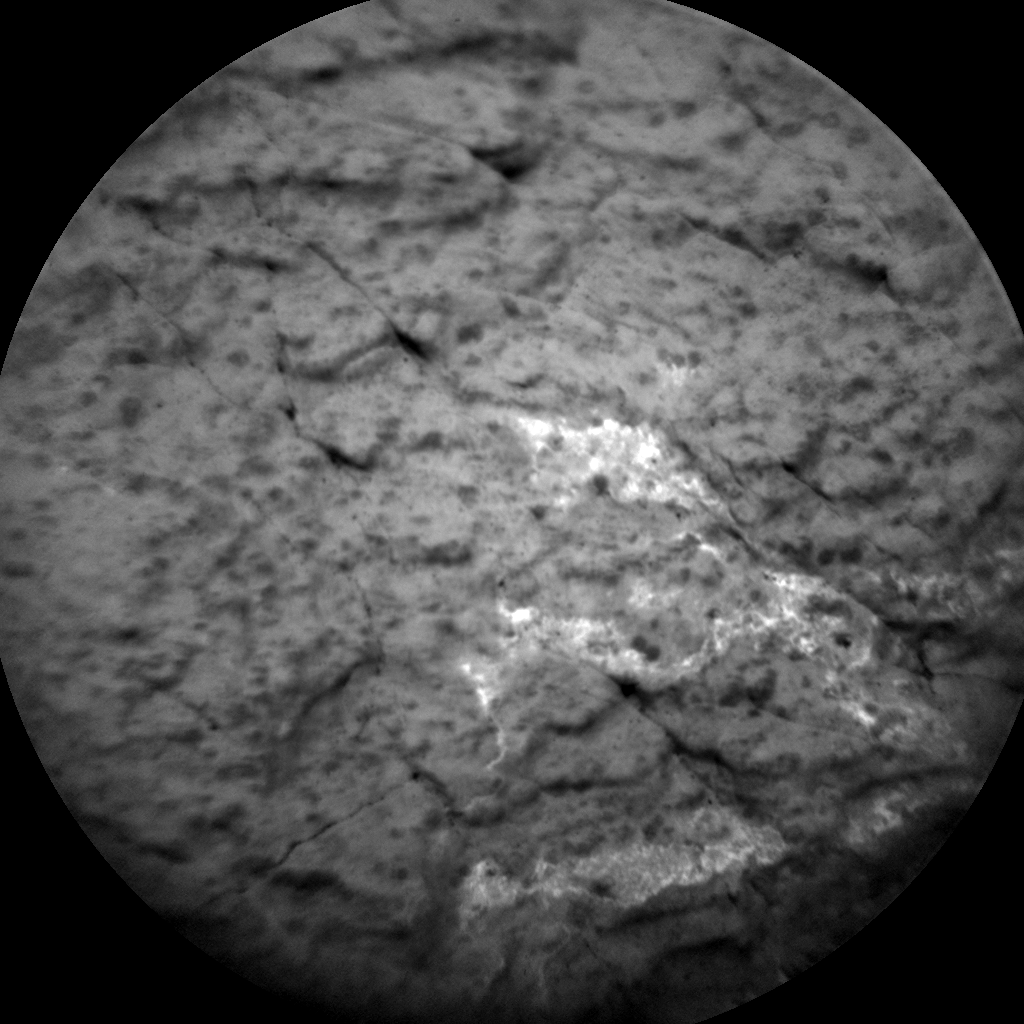 Nasa's Mars rover Curiosity acquired this image using its Chemistry & Camera (ChemCam) on Sol 3000, at drive 2352, site number 84