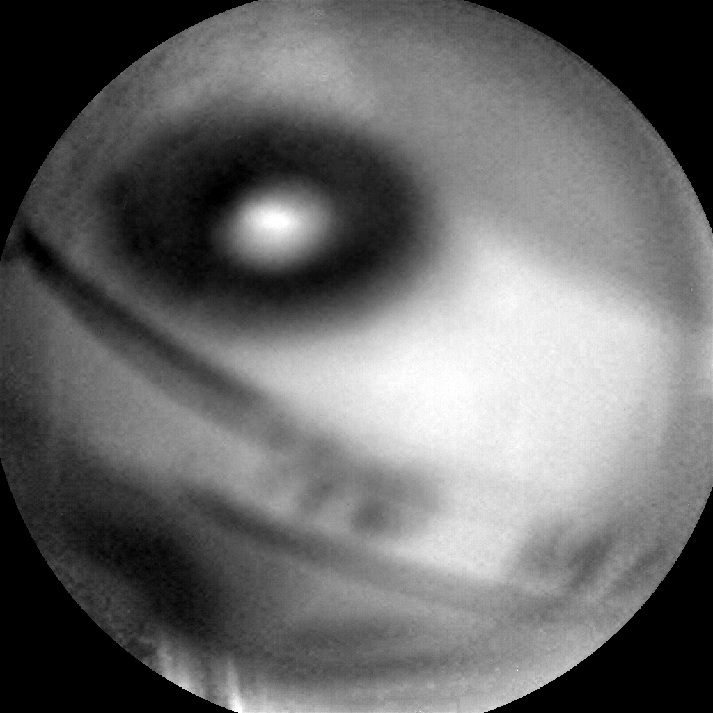 Nasa's Mars rover Curiosity acquired this image using its Chemistry & Camera (ChemCam) on Sol 3001, at drive 0, site number 85
