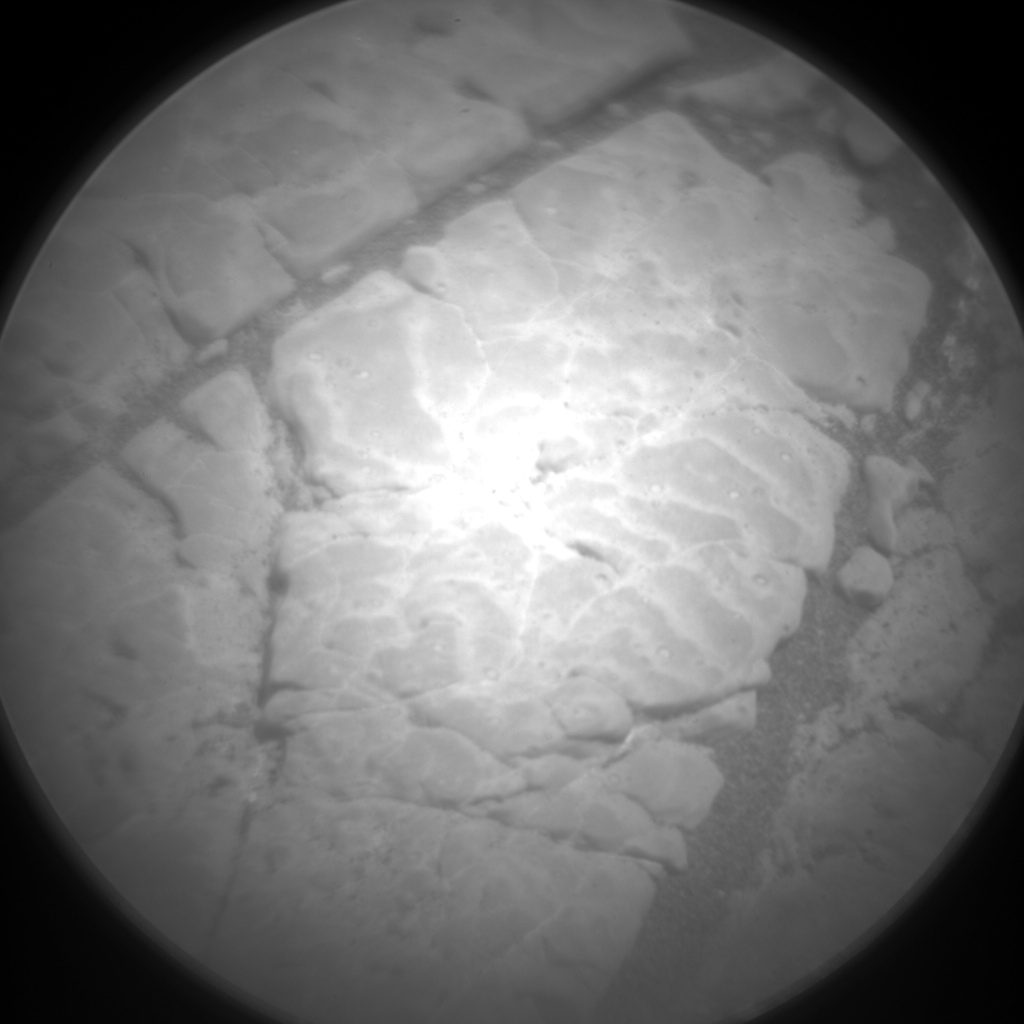 Nasa's Mars rover Curiosity acquired this image using its Chemistry & Camera (ChemCam) on Sol 3002, at drive 0, site number 85
