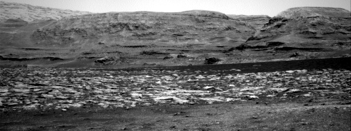 Nasa's Mars rover Curiosity acquired this image using its Right Navigation Camera on Sol 3002, at drive 0, site number 85