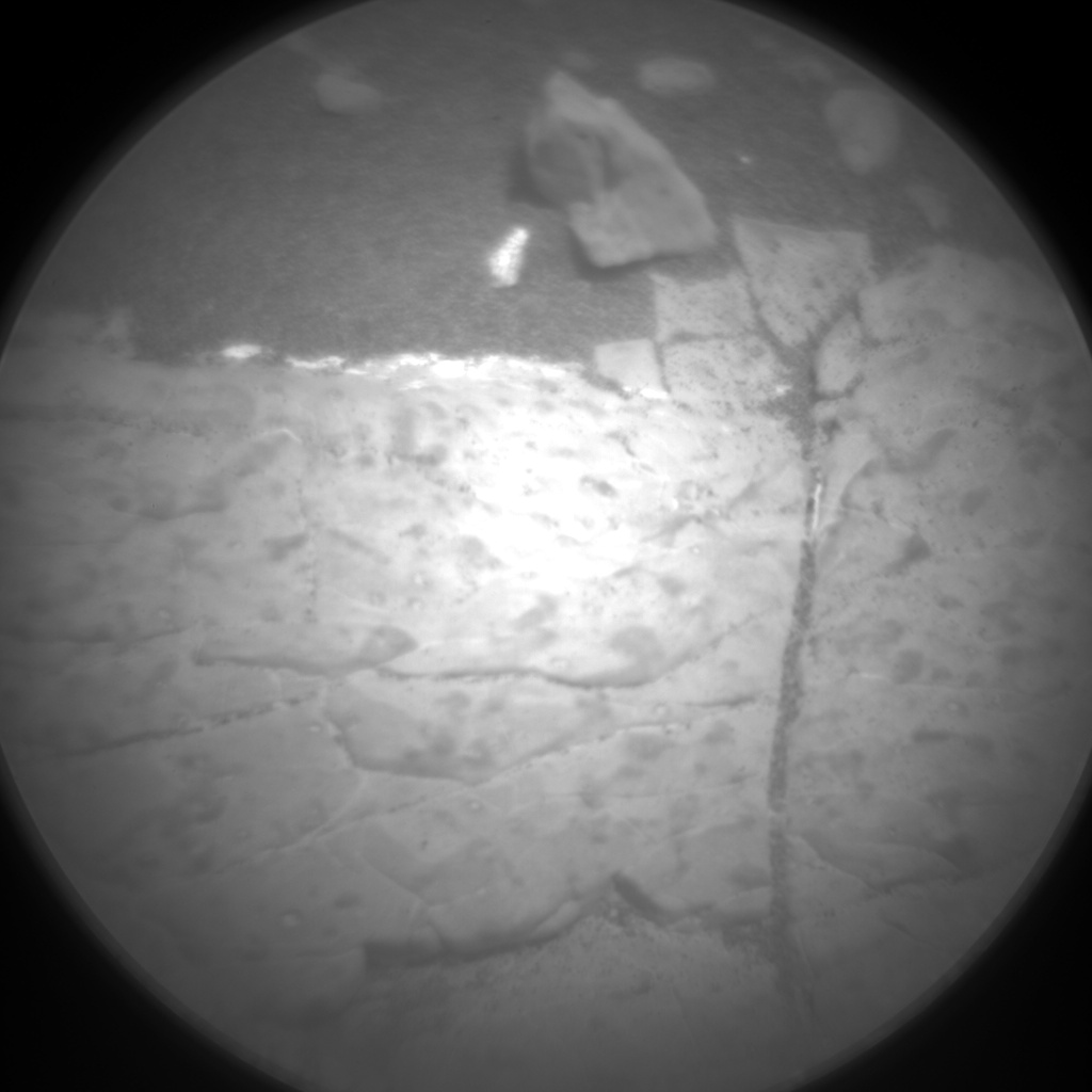 Nasa's Mars rover Curiosity acquired this image using its Chemistry & Camera (ChemCam) on Sol 3003, at drive 0, site number 85