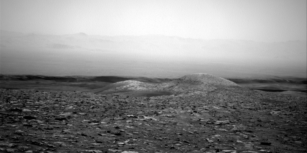 Nasa's Mars rover Curiosity acquired this image using its Right Navigation Camera on Sol 3003, at drive 0, site number 85