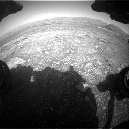 Nasa's Mars rover Curiosity acquired this image using its Front Hazard Avoidance Camera (Front Hazcam) on Sol 3005, at drive 366, site number 85