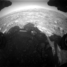 Nasa's Mars rover Curiosity acquired this image using its Front Hazard Avoidance Camera (Front Hazcam) on Sol 3005, at drive 474, site number 85
