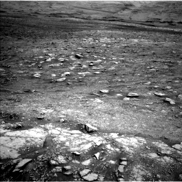 Nasa's Mars rover Curiosity acquired this image using its Left Navigation Camera on Sol 3005, at drive 252, site number 85