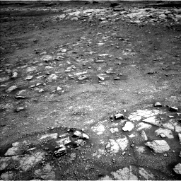 Nasa's Mars rover Curiosity acquired this image using its Left Navigation Camera on Sol 3005, at drive 258, site number 85