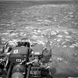 Nasa's Mars rover Curiosity acquired this image using its Left Navigation Camera on Sol 3005, at drive 420, site number 85